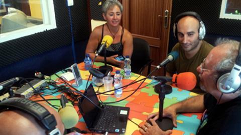 Más de 20 personas se forman en materia de alfabetización mediática gracias al proyecto 'Comunica y Participa' de la Plataforma de Comunicación Comunitaria Onda Color situada en la barriada de Palma-Palmilla