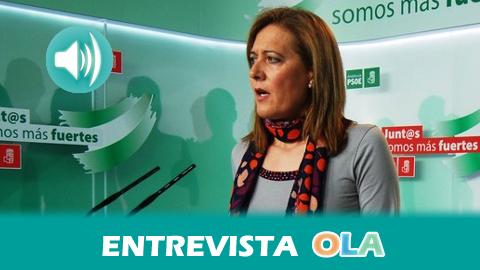 """""""Ante la despoblación del mundo rural, en Andalucía se ha apostado por consolidar los servicios públicos y potenciar los recursos endógenas de cada territorio"""", Rosario Andújar, presidenta de ARA"""