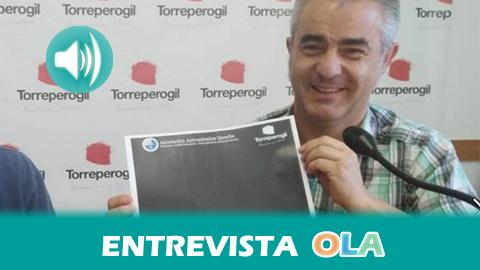 """""""Con 'Torreperogil enciende su cielo' queremos concienciar de la contaminación lumínica y divulgar científicamente la riqueza de nuestros cielos"""", Juan Fco. Torres, concejal de Turismo – Torreperogil (Jaén)"""