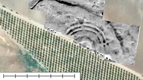 Descubren en Carmona un nuevo yacimiento arqueológico con zanjas circulares de entre los años 2.600 y 2.200 a.C. que destaca por la singularidad de su planta y cronología en España