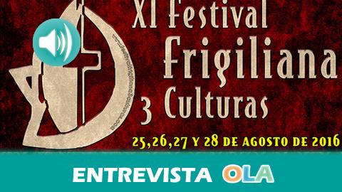 Cultura, gastronomía, música, teatro, cine y muchas actividades más se dan cita este fin de semana en el 'Festival 3 Culturas' de Frigiliana