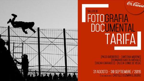 Tarifa aúna imagen y derechos humanos en [FOTODOCTARIFA], un taller de fotografía documental organizado por la asociación Cooperación Alternativa