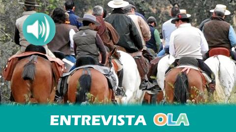Una ruta a caballo por una de las dehesas mejores conservadas de Europa cita a unos 350 caballistas a participar en el IV Encuentro Ecuestre 'Sierra de Cardeña'