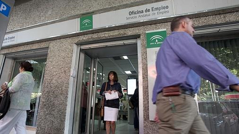 La oficina del SAE de Almería Centro, que da cobertura tanto a Almería como a Huércal de Almería, muda sus instalaciones por medio de su plan de modernización