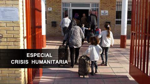 13 personas refugiadas llegan desde Grecia a las localidades de Córdoba y Puente Genil gracias al programa de reasentamiento ante la actual crisis humanitaria
