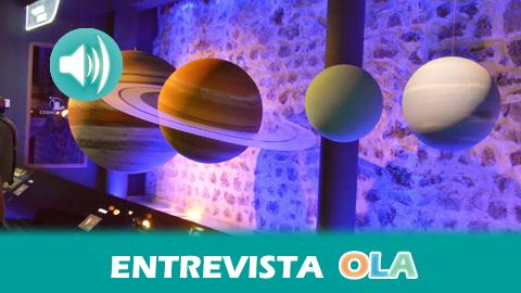 El Cosmolarium de la localidad de Hornos se suma a la Semana Mundial del Espacio con visitas a sus instalaciones y un audiovisual sobre la geodiversidad de los mundos rocosos