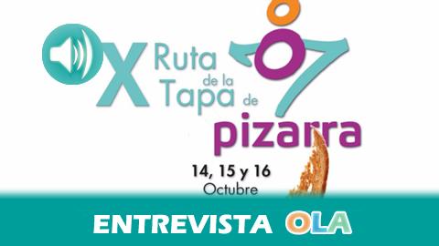 Los fogones de Pizarra se encuentran a pleno rendimiento para dar a conocer lo mejor de su cocina en la X Ruta de la Tapa, una Fiesta de Singularidad Turística Provincial
