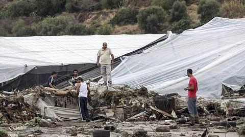 La Junta comenzará esta semana los trabajos necesarios para la limpieza de las ramblas de la costa granadina afectadas por las lluvias del año pasado