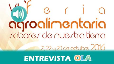 Fernán Núñez da a conocer la producción agroalimentaria, la gastronomía, la artesanía y la maquinaria agrícola local y comarcal en su VI Feria Agroalimentaria de este fin de semana