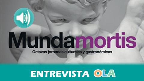 Monturque celebra este puente de Todos los Santos 'Mundamortis 2016', las jornadas culturales y gastronómicas relacionadas con el tema de la muerte y los cementerios