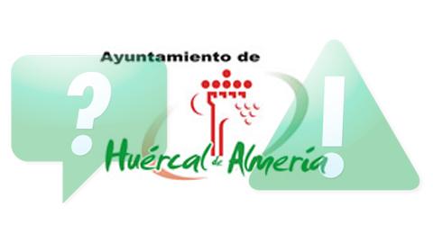 Los vecinos y vecinas de Huércal de Almería ya pueden utilizar una nueva herramienta municipal de atención al público que asegura una respuesta en 48 horas