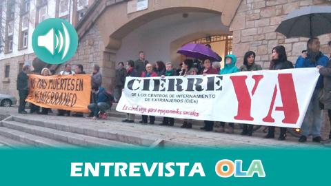 APDHA denuncia que las administraciones competentes dan la espalda a la realidad de los CIEs convirtiéndolos en zonas opacas de los derechos fundamentales en España