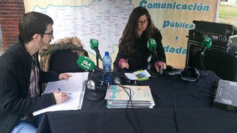 EMA-RTV finaliza hoy la caravana radiofónica que recorre varias provincias andaluzas para concienciar a la ciudadanía en torno al riesgo de infección y transmisión del VIH