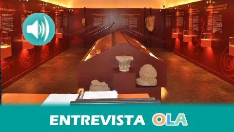 """El Museo """"Tartessos en la Comarca del Guadalteba"""" refleja la riqueza histórica de Almargen con piezas de importancia mundial como un ídolo de la fertilidad y una estela funeraria"""
