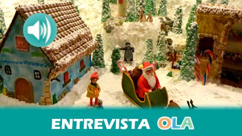Rute es uno de los puntos neurálgicos de la navidad Andaluza al ofrecer una completa oferta museística de productos artesanales como el anís, el mantecado o el jamón