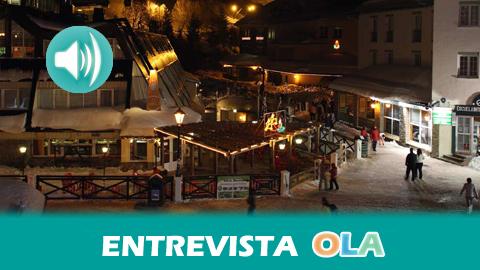 La Estación de Esquí de 'Sierra Nevada' ofrece celebrar una navidad de altura con un completo programa de actividades que incluyen la Nochevieja