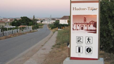 Huétor Tájar mejorará sus comunicaciones contando con una nueva vía de acceso a la autovía en el presente año poniendo fin a sus problemas de accesibilidad