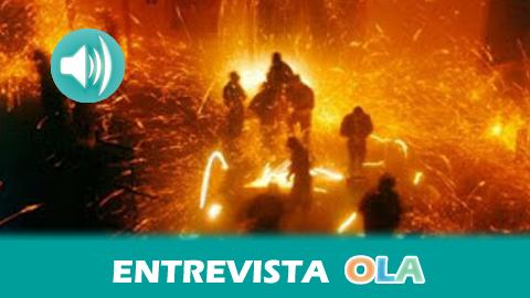 El fuego y los roscos protagonizan las fiestas patronales de Olula del Río en honor a San Sebastián y San Ildefonso declaradas de Interés Turístico Nacional de Andalucía