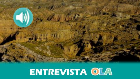 Los municipios de la Comarca de Guadix se implican para que el proyecto geológico 'Geoparque Cuaternario del Valle del Río Fardes' obtenga el reconocimiento europeo