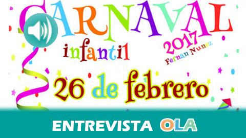Fernán Núñez ultima los preparativos de la celebración de su Carnaval, un evento dirigido a todo tipo de público con el que se pone en valor el patrimonio local