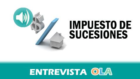 Juan Torres asegura que el impuesto de sucesiones es una cuestión ideológica y recuerda que la mayoría de los andaluces está exento por recibir menos de 250.000 euros