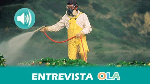 Greenpeace pide aplicar el principio de precaución ante el glifosato y apuesta por la agricultura ecológica para proteger la salud y el medio ambiente