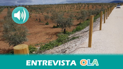 Nace la Vía Verde 'Las Lagunas', un recorrido de 5 kilómetros que fomenta el deporte, la vida sana y el turismo de naturaleza en La Roda de Andalucía