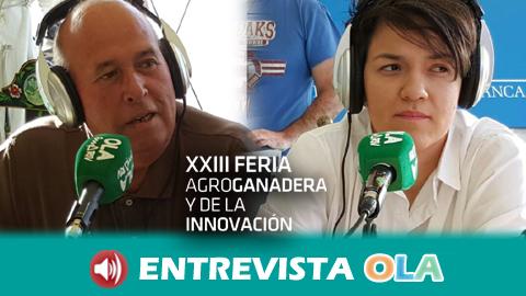 El tomate de Los Palacios y Villafranca, producto estrella como seña de identidad de la localidad en la XXIII Feria Agroganadera y de la Innovación
