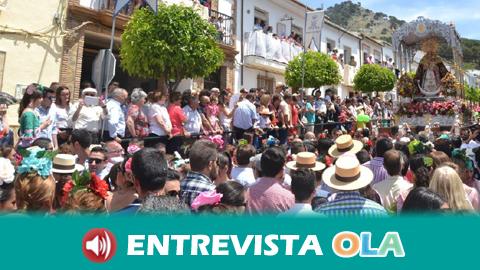 La localidad cordobesa de Rute se prepara para disfrutar de la centenaria Romería de la Virgen de la Cabeza que se celebra el segundo domingo del mes de mayo