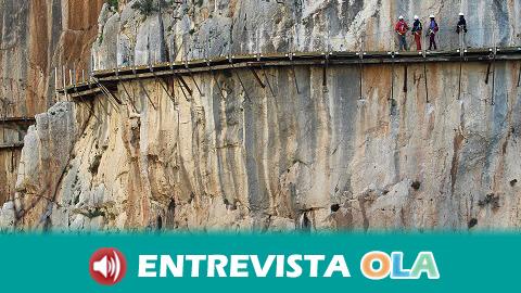 El Caminito del Rey conmemora el aniversario de la visita de Alfonso XIII al enclave con un completo programa de actividades culturales y deportivas