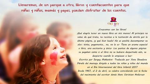 Torrox organiza una serie de encuentros didácticos para fomentar la lectura entre la juventud llevando la literatura a los parques infantiles de la localidad