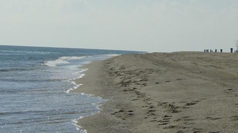 La Playa Serena del municipio almeriense de Roquetas de Mar comenzará la construcción de una balsa de tormentas para evitar incidentes en caso de lluvias intensas