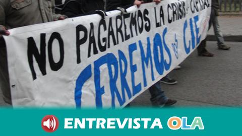 La ONG Women's Link denuncia el estado lamentable del CIE de Algeciras y el trato a las mujeres migrantes internas