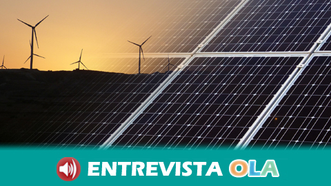 La Agencia Andaluza de la Energía pide seguir fomentando las renovables para frenar los efectos del cambio climático