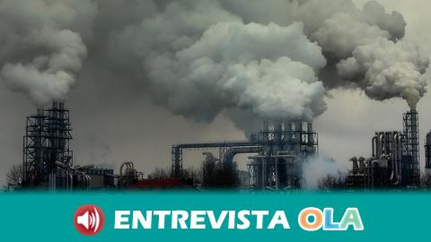 Toda la población de Andalucía ha respirado aire contaminado durante 2016 por encima de las recomendaciones de la OMS