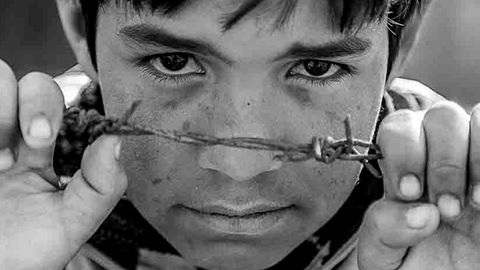 La exposición 'Refugio. Los ojos de Siria' muestra la crudeza de la situación de las personas refugiadas