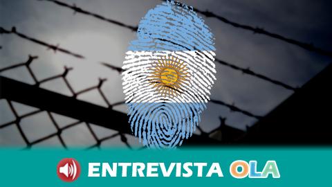 «Las manifestaciones para pedir la aparición de Santiago Maldonado han sido masivas y el Estado ha respondido con represión y detenciones», Rodrigo Tornero, integrante de FM Alas