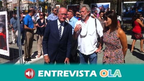 Málaga acoge la exposición de Javier Bauluz sobre el camino de huída de las personas que demandan asilo