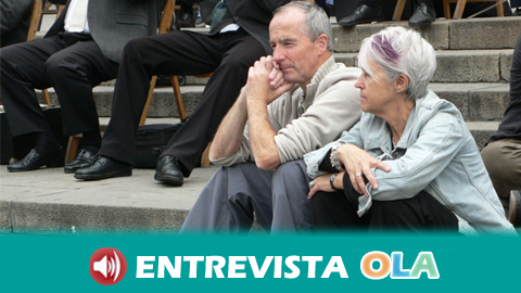 La población está convocada a secundar una marcha estatal por las pensiones que sale desde Málaga este sábado