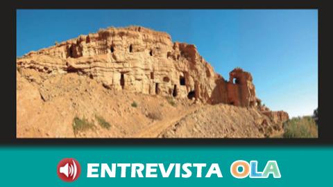 Las casas cuevas y las aguas termales de Cortes y Graena se hacen más accesibles a través de la iniciativa 'Camina y Descubre'