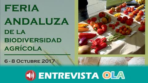 La Feria Andaluza de la Biodiversidad Agrícola pone en valor las variedades locales y la soberanía alimentaria