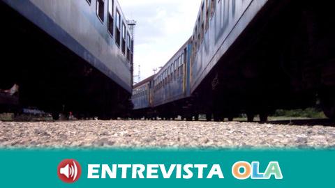 La Plataforma en Defensa del Ferrocarril organiza la primera semana de acción en defensa del tren público