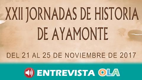 Las Jornadas de Historia de Ayamonte cumplen 22 ediciones con los 750 años de frontera como protagonistas