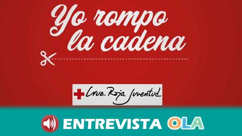 25N – 'Yo rompo la cadena' es el nombre de la campaña de Cruz Roja Juventud para actuar frente a todas las manifestaciones de la violencia machista