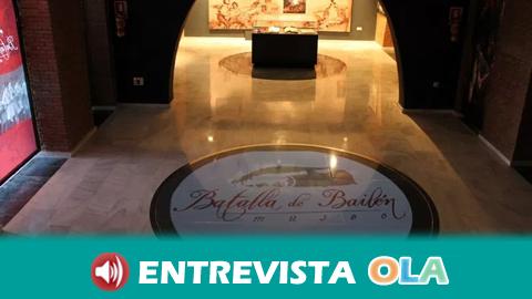 El Museo de la Batalla de Bailén da a conocer uno de los conflictos más decisivos de la Guerra de la Independencia