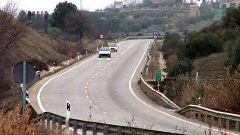 La seguridad vial de la carretera A-315 será reforzada en la zona entre Torreperogil y Peal de Becerra