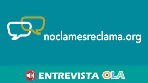 La octava edición de la campaña 'No clames, reclama' anima a la ciudadanía a conocer sus derechos y a aprender a reclamar en el sector del transporte