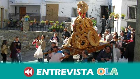 Los roscos y la pólvora protagonizan las fiestas patronales del municipio almeriense de Olula del Río