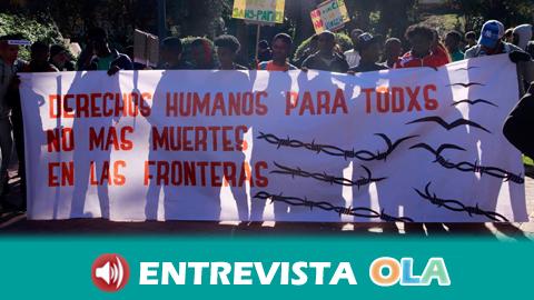 Varias ONGs piden que el 6 de febrero sea el Día de las Víctimas de las Fronteras en conmemoración de la tragedia del Tarajal