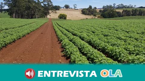 La organización agraria COAG pide al comisario europeo de Agricultura mayor compromiso con Andalucía y con los productores profesionales frente a las grandes superficies